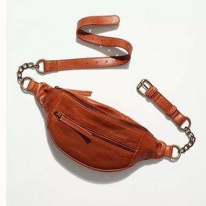 Free People Riley Chain Belt Bag
